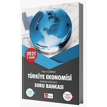 Türkiye Ekonomisi Tamamý Çözümlü Soru Bankasý Yasin Çoban 2021