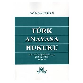 Türk Anayasa Hukuku - Ergun Özbudun