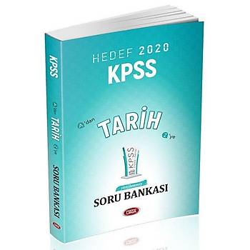 Data 2020 KPSS Tarih Soru Bankasý Data Yayýnlarý