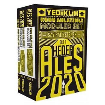 YEDÝÝKLÝM 2020 ALES KONU ANLATIMLI MODÜLER SET