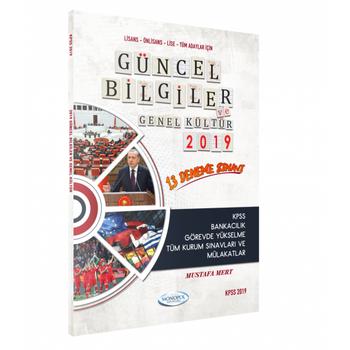2019 KPSS Güncel Bilgiler ve Genel Kültür Monopol Yayýnlarý