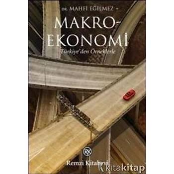 Makro-Ekonomi Mahfi Eðilmez Remzi Kitapevi