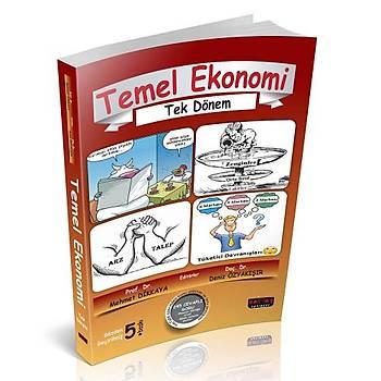 Temel Ekonomi - Mehmet Dikkaya, Deniz Özyakýþýr