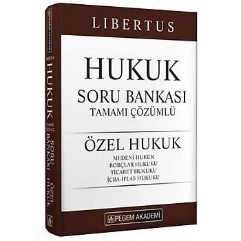 Pegem Yayýnlarý 2021 KPSS Libertus Hukuk Özel Hukuk Soru Bankasý Çözümlü