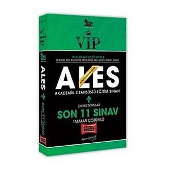 Yargý Yayýnlarý 2021 VÝP ALES Son 11 Sýnav Tamamý Çözümlü Çýkmýþ Sorular