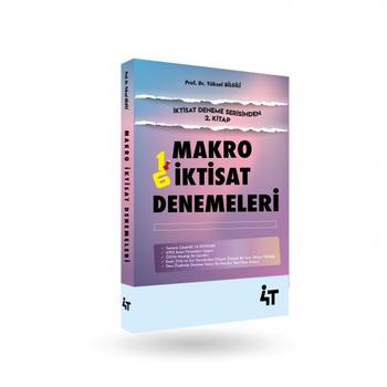 4T KPSS A Grubu Makro Ýktisat Denemeleri 16 Deneme Yüksel Bilgili 2020
