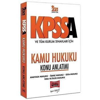 KPSS A Grubu ve Tüm Kurum Sýnavlarý Ýçin Kamu Hukuku Konu Anlatýmý Yargý Yayýnlarý 2021