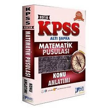 2019 KPSS Matematiðin Pusulasý Konu Anlatýmý Altý Þapka Yayýnlarý