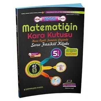 Ýnformal 2019 KPSS Matematiðin Kara Kutusu Soru Bankasý 5. Kitap Çarpanlara Ayýrma Ýnformal Yayýnlarý