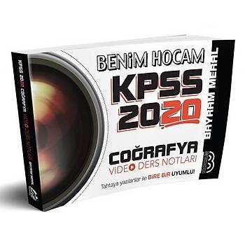 2020 KPSS Coðrafya Video Ders Notlarý Benim Hocam Yayýnlarý