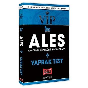 Yargý 2021 ALES VIP Yaprak Test Yargý Yayýnlarý