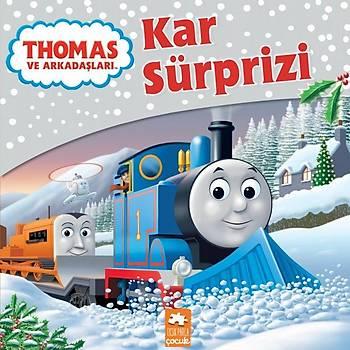 Thomas ve Arkadaþlarý - Kar Sürprizi