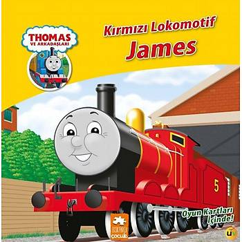 Thomas ve Arkadaþlarý -Kýrmýzý Lokomotif James