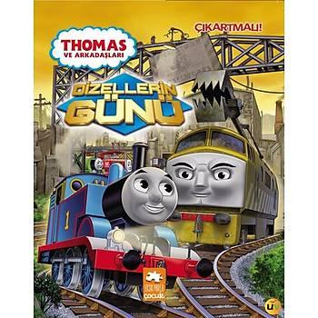 Thomas ve Arkadaþlarý - Dizellerin Günü