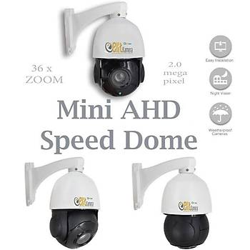 Ahd 7040 Mini Speedome Kamera 2.0 M.pixel