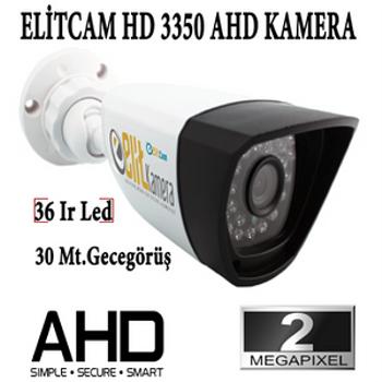 3350 AHD Kamera 2.0 m.pixel full hd