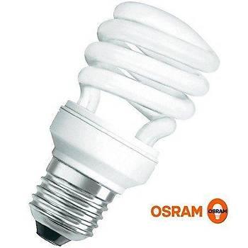 Osram 23W Tasarruflu Spiral Ampul E27 Duy 6500K (Beyaz)