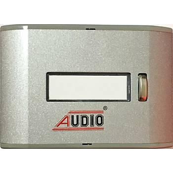Audio Tekli Zil Butonu (Daire Önü)