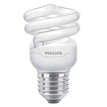Philips Economy Spiral Enerji Tasarruflu Ampul 8 W (45 W) Günýþýðý