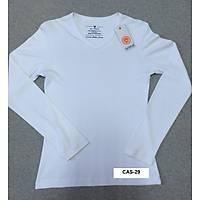 CAS-29 Uzun Kollu V Yaka Tshirt