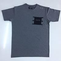 CAS-120 Kýsa Kollu O Yaka Tshirt