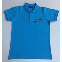 CAS-101 Kýsa Kollu Polo Pike Tshirt