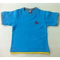 CAS-03 Kýsa Kollu O Yaka Tshirt