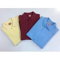 CAS-82 Basic Polo Pike Okul Tshirt
