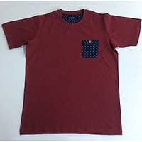 CAS-140 Poplin Cepli O Yaka Tshirt
