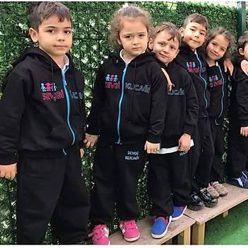 CAS-121 Anaokulu Eşofman Takım