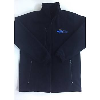 CAS-159 Boydan Fermuarlý Polar Sweatshirt