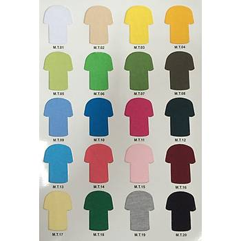 CAS-82 Basic Polo Pike Okul Tshirt