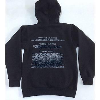 CAS-148 Kapþonlu Sweatshirt