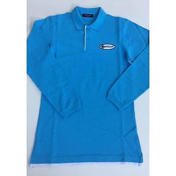 CAS-100 Polo Yaka Bayan Tshirt