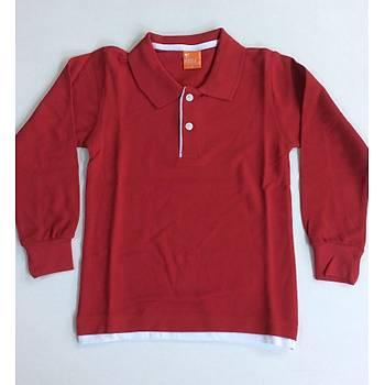 CAS-131 Uzun Kollu Anaokulu Tshirt