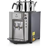 Remta 3 Demlikli Premium Jumbo Çay Makinesi Þamandýralý 40 lt