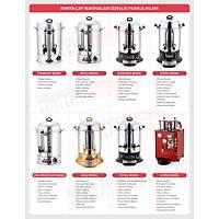 Remta 120 Bardak Dijital Çay Makinesi