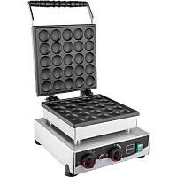 Remta Kapaklı Yuvarlak Bubble Waffle Makinesi Elektrikli