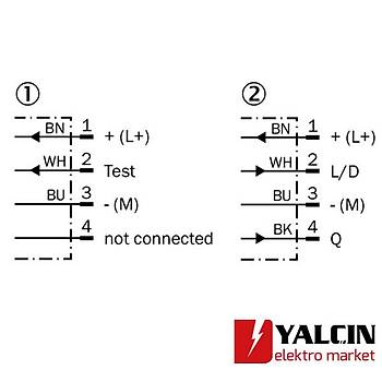 SICK VS/VE18-4P3240