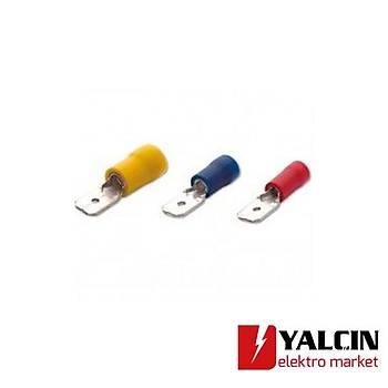 1,50 - 2,50 mm² Erkek Faston Tip Terminal FE-2638