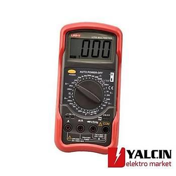 UT 55 Standart Dijital Multimetre