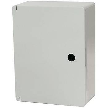 40x50x24,5 Galvaniz Taban Saçlý Plastik Pano ÇP 5004 D
