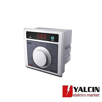 ATM9321 Analog Zaman Rölesi 230VAC - ENDA-ATM9321-230VAC