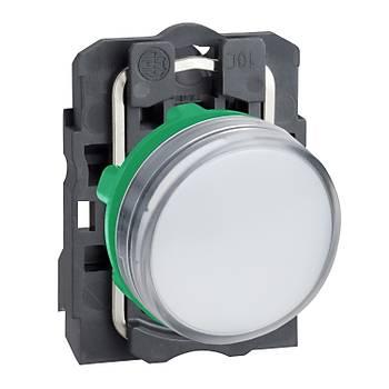 22 mm 24v Beyaz Sinyal Lambasý XB5AVB1