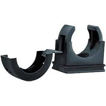 16 mm Polyamid Spiral Boru Klipsi ODBK21