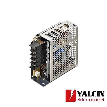 Güç kaynaðý, LITE, 50 W, 100-240 VAC giriþ, 12 VDC, 4.2 A çýkýþ, yüzey montaj seçeneði OMR-S8FS-C05012