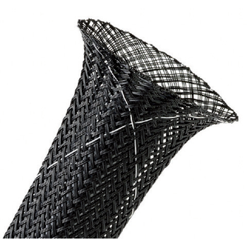 15 mm Kablo Toplama Çorabý Siyah