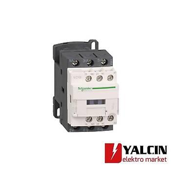 9A (4 KW) 24VAC Bobinli Trifaze Güç Kontaktörü LC1D09B7