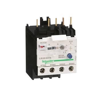 2.6-3.7A Kontaktör Üzerine Geçme Termik Röle  LR2K0310