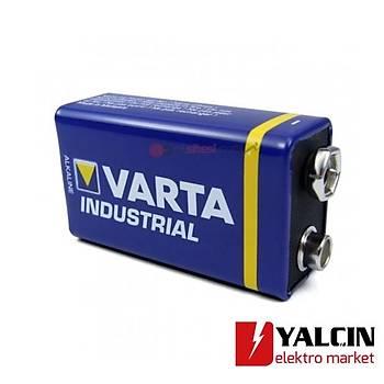 Varta Pil Alkalin Industrial E 9V 4022